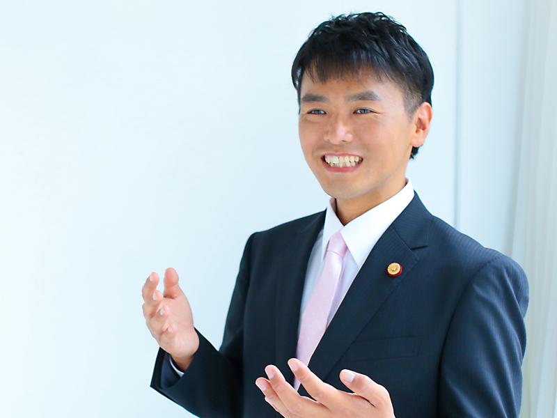 写真:弁理士中野